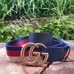 Gucci Sylvie Web Belt